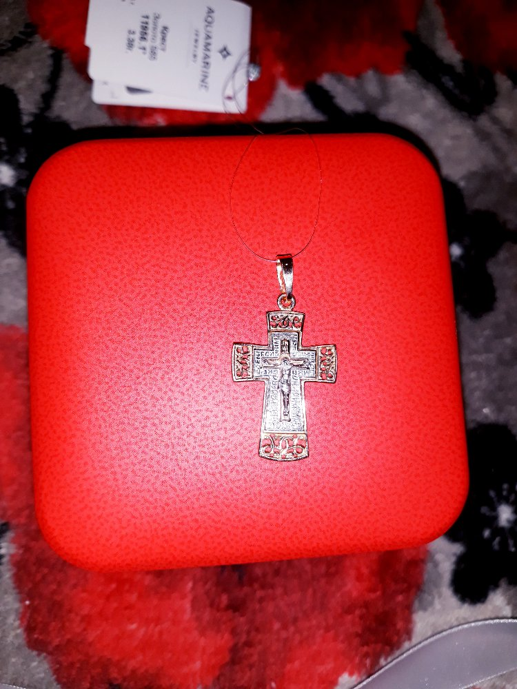 Очень красивый крест