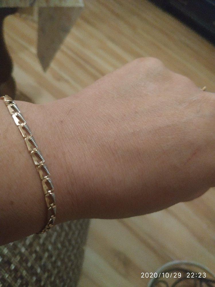 Сегодня в торговом центре Свиблово,в Санлайте купила замечательный браслет