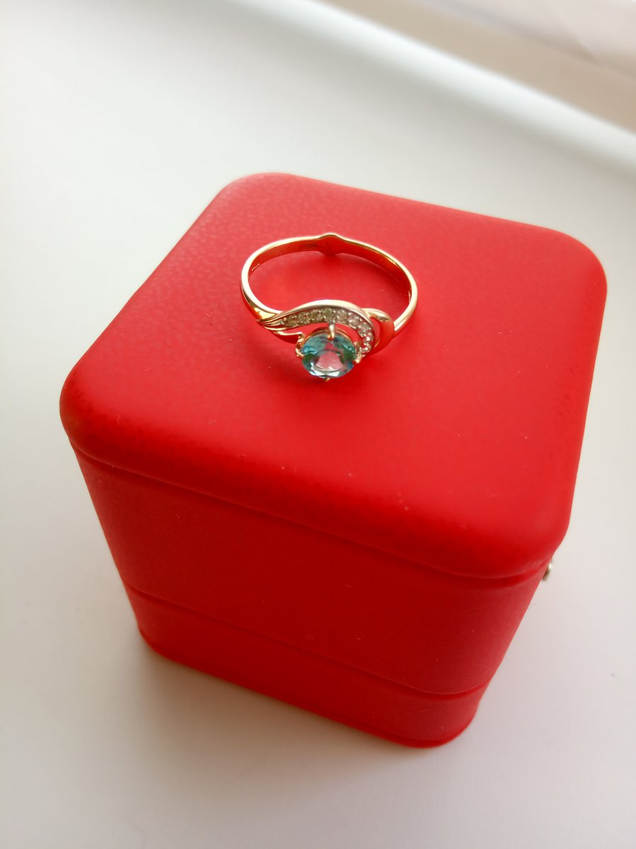 Очень красивое кольцо)))