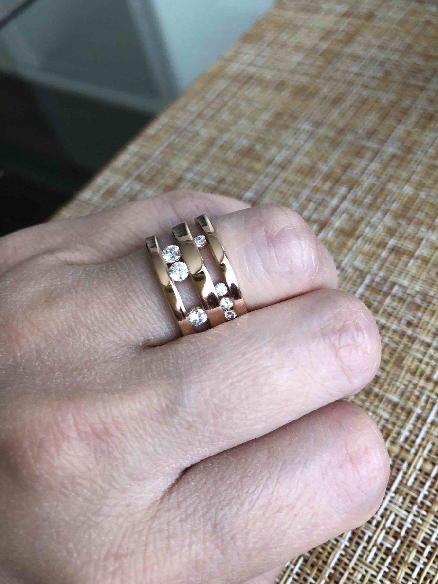Кольцо изумительное!