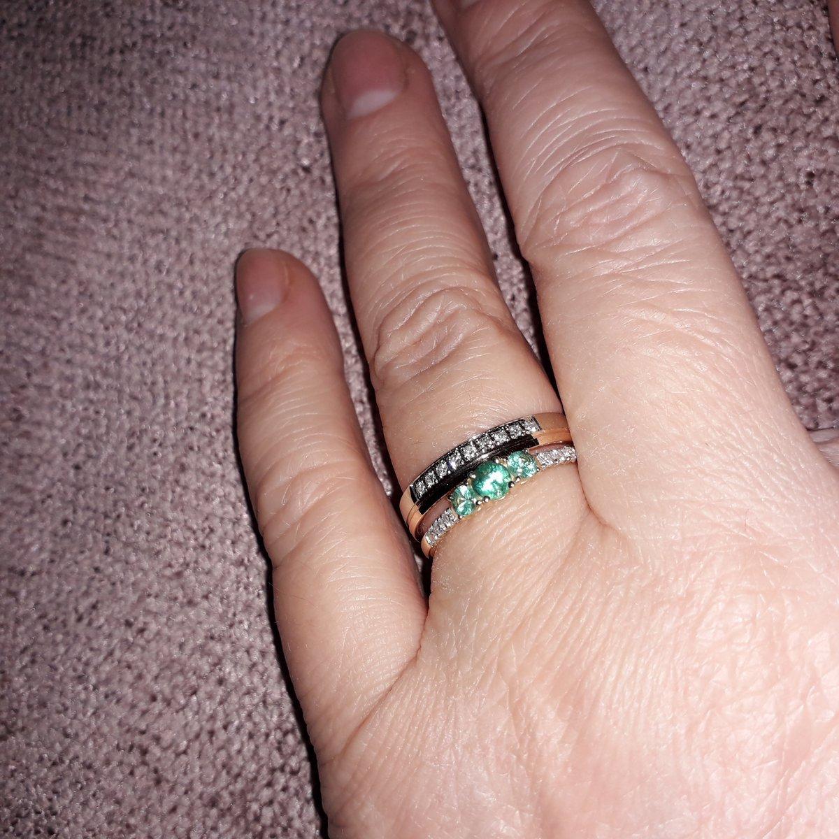Изящное кольцо!