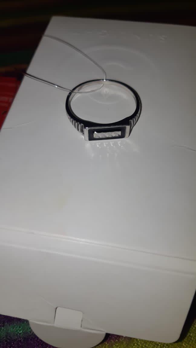 Невесомое кольцо