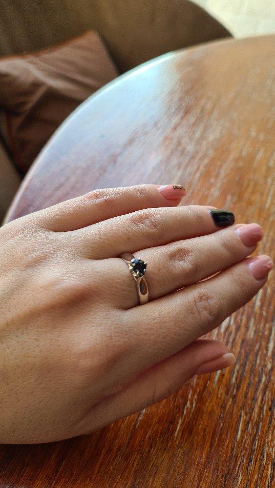 Об этом кольце я мечтала давно. сегодня моя мечта сбылась.