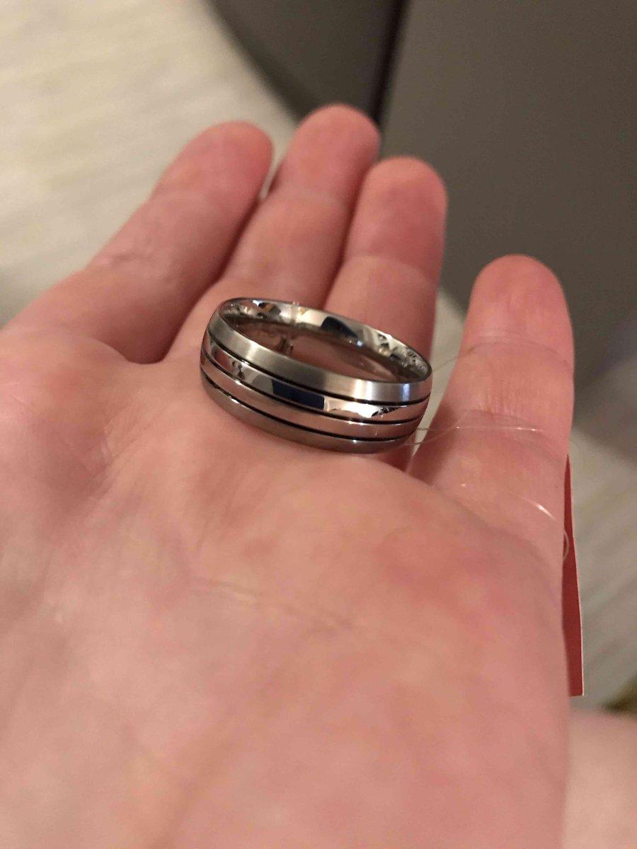 Очень классное кольцо!