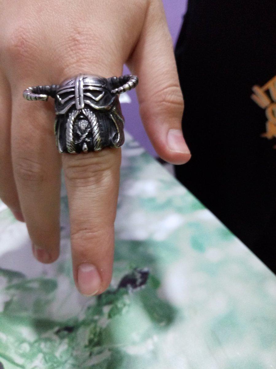 Кольцо викинг