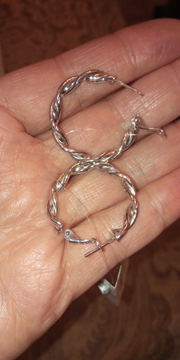 Сережки- кольца