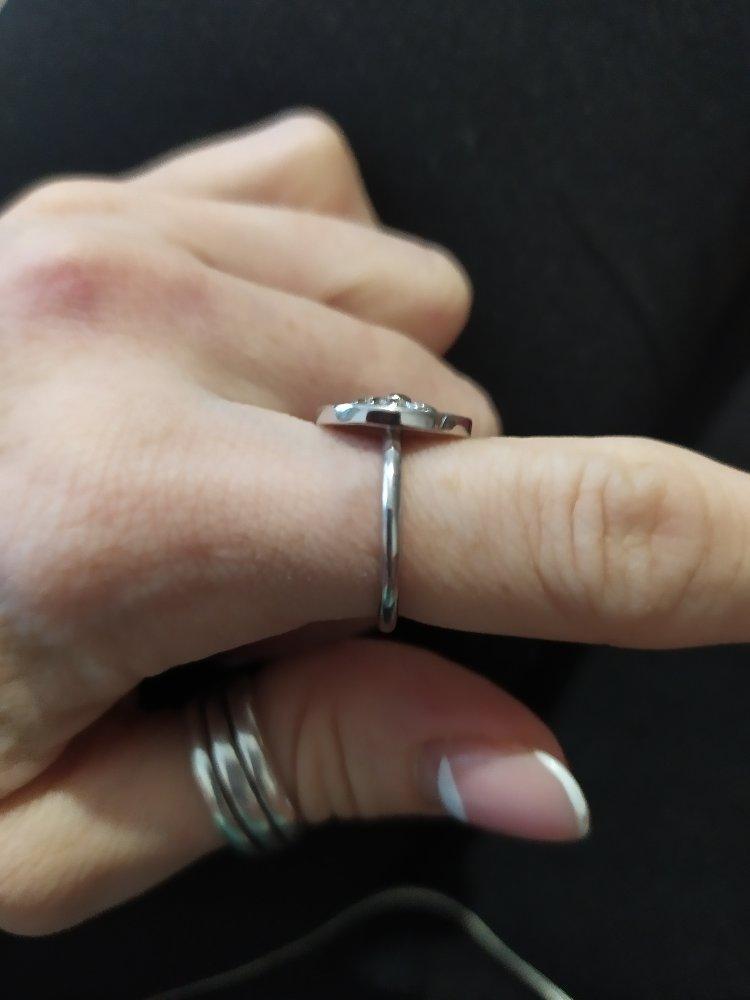 Кольцо с халиотисом!