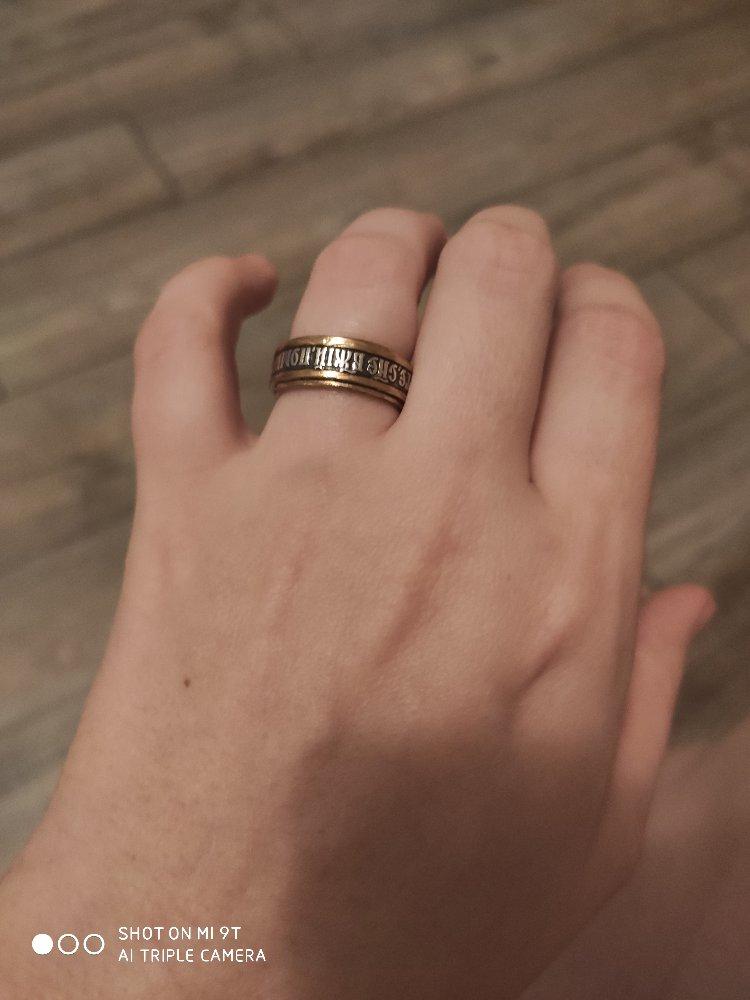Очень красивое прелестное кольцо.