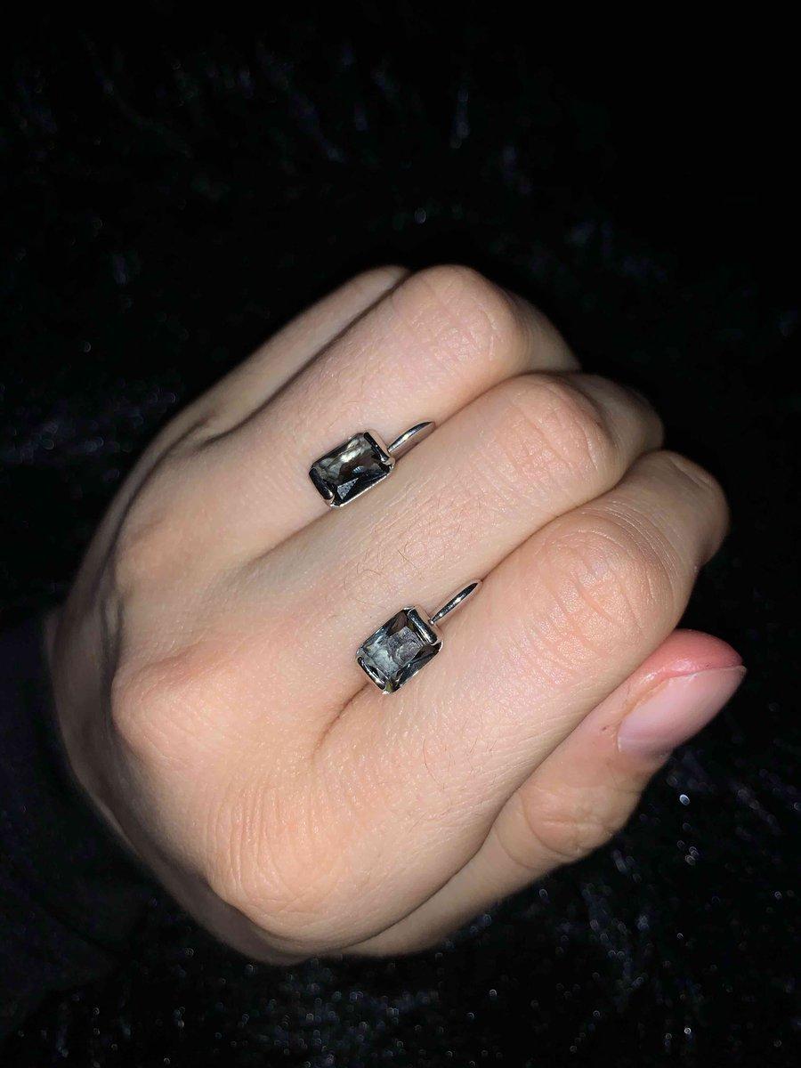 Редкий черный алмазик