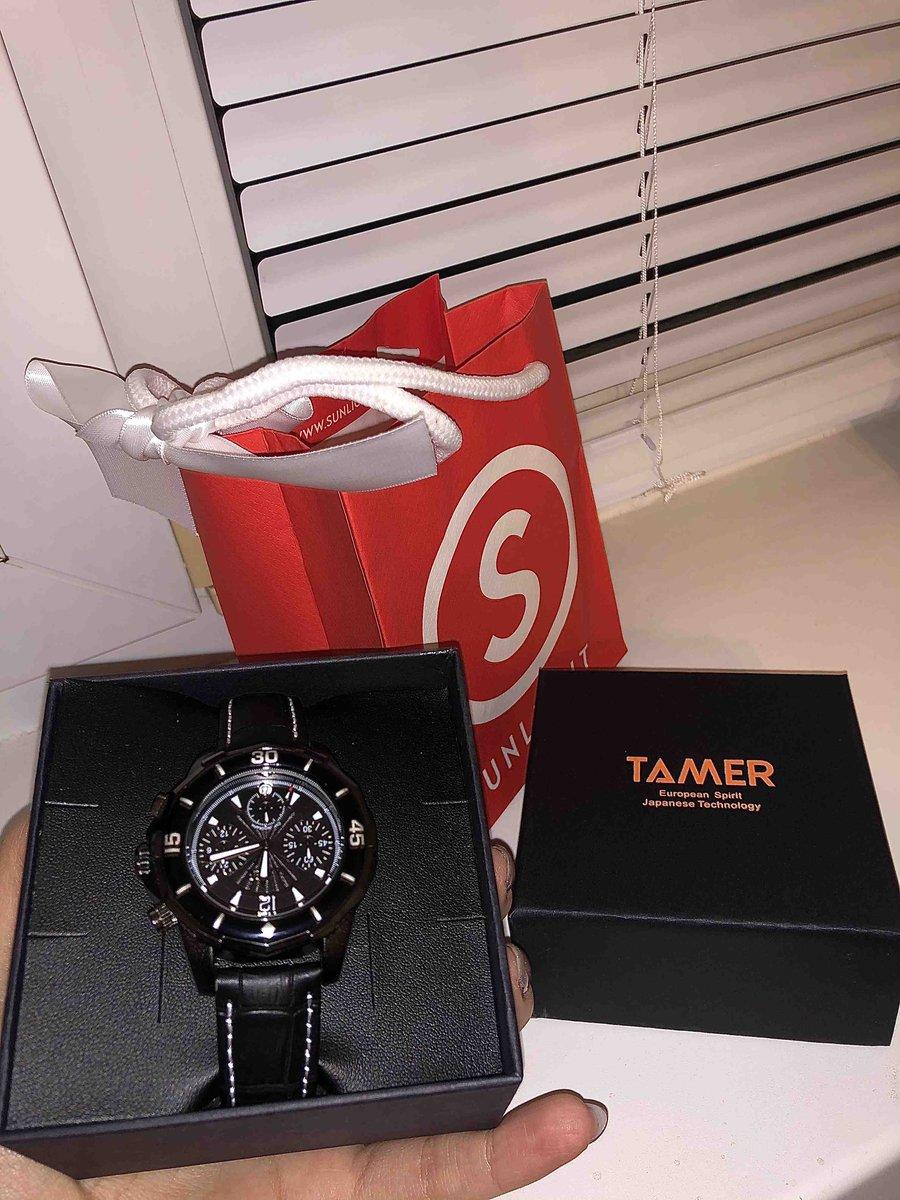 Купила часы в подарок мужу на новый год