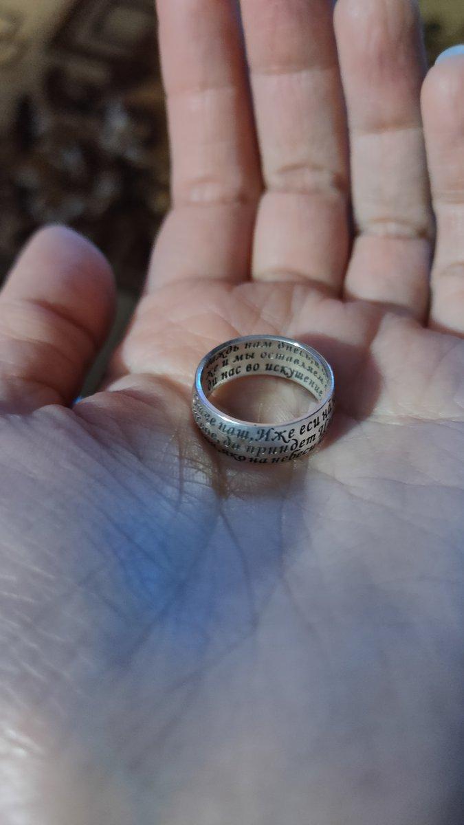 Кольцо отличное 👍😊