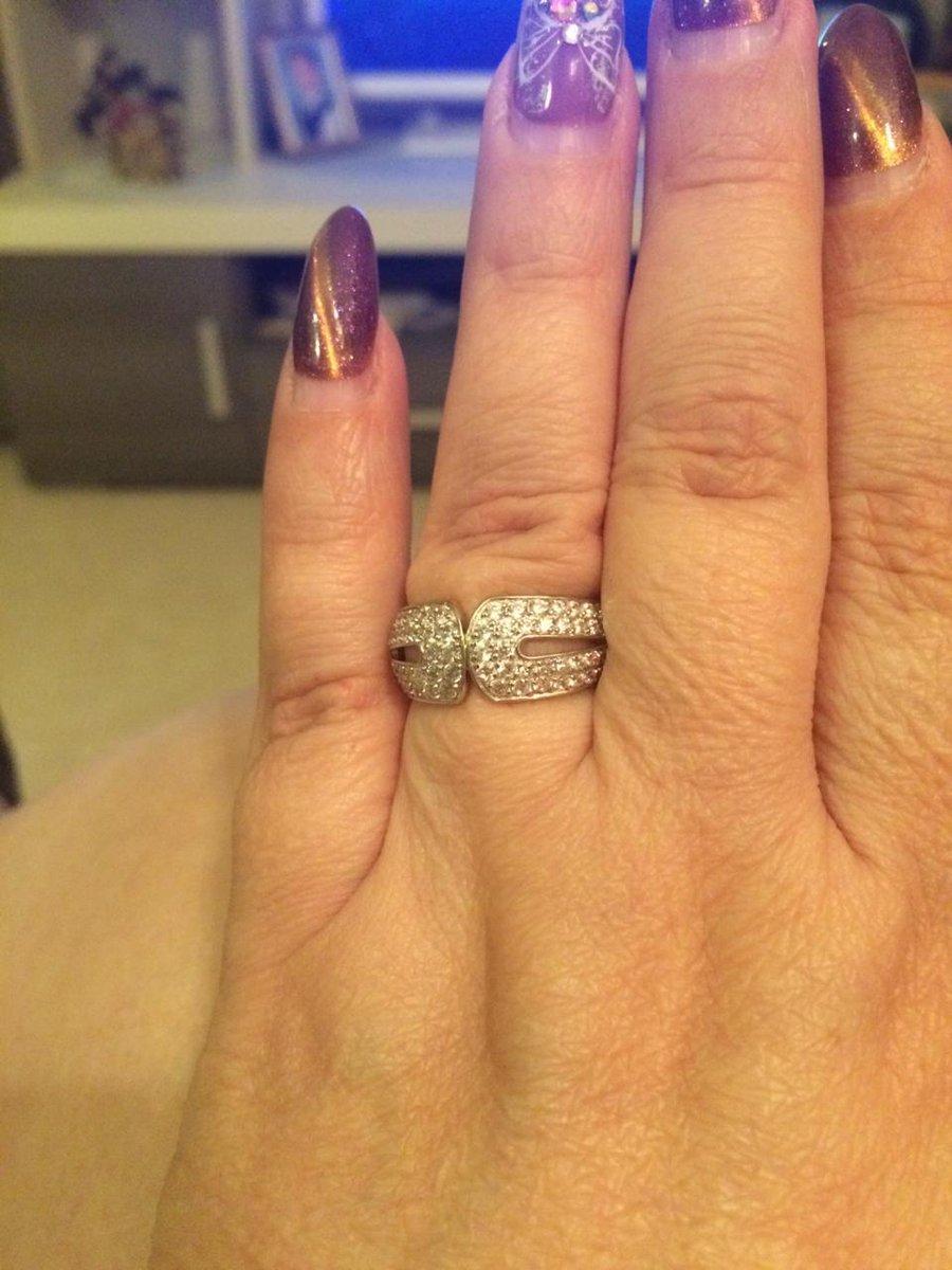 Кольцо для моей любимой мамы.