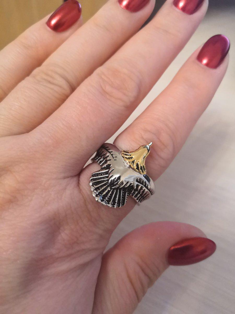 Кольцо - птица