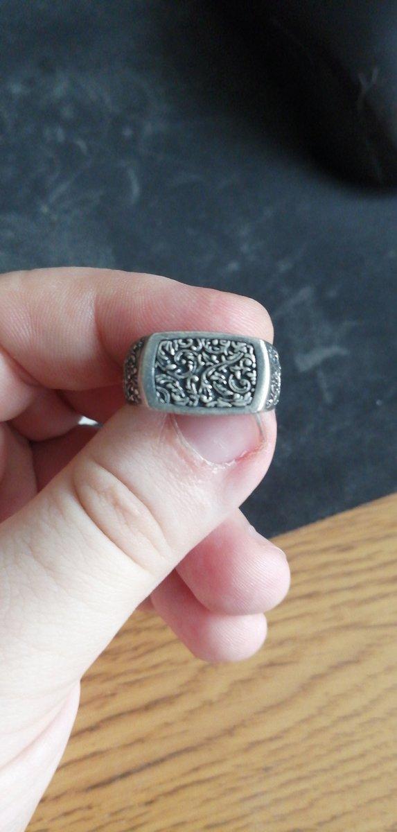 Интересный перстень