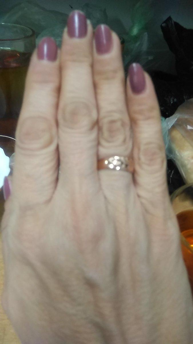 Я заказывала кольцо