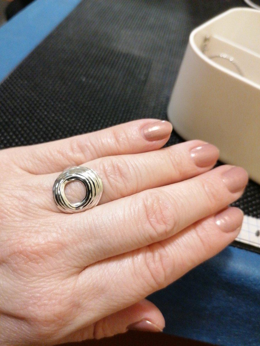 Лёгкое кольцо