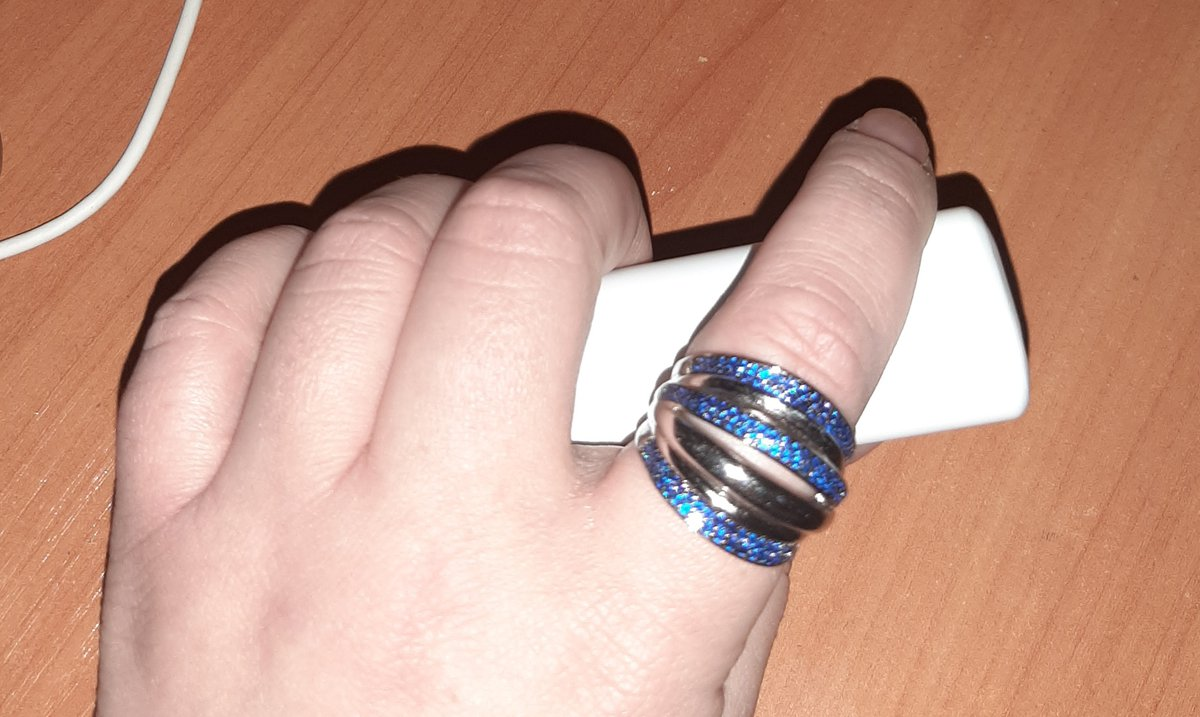 Потрясающее кольцо!!