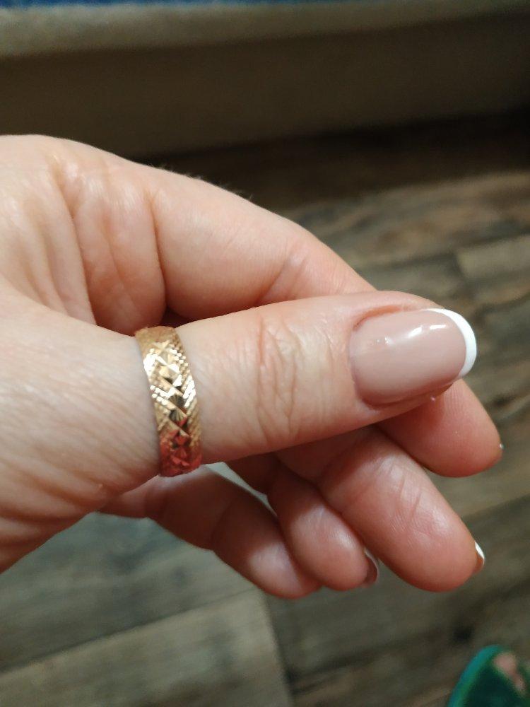 Золотое кольцо орегенальное!