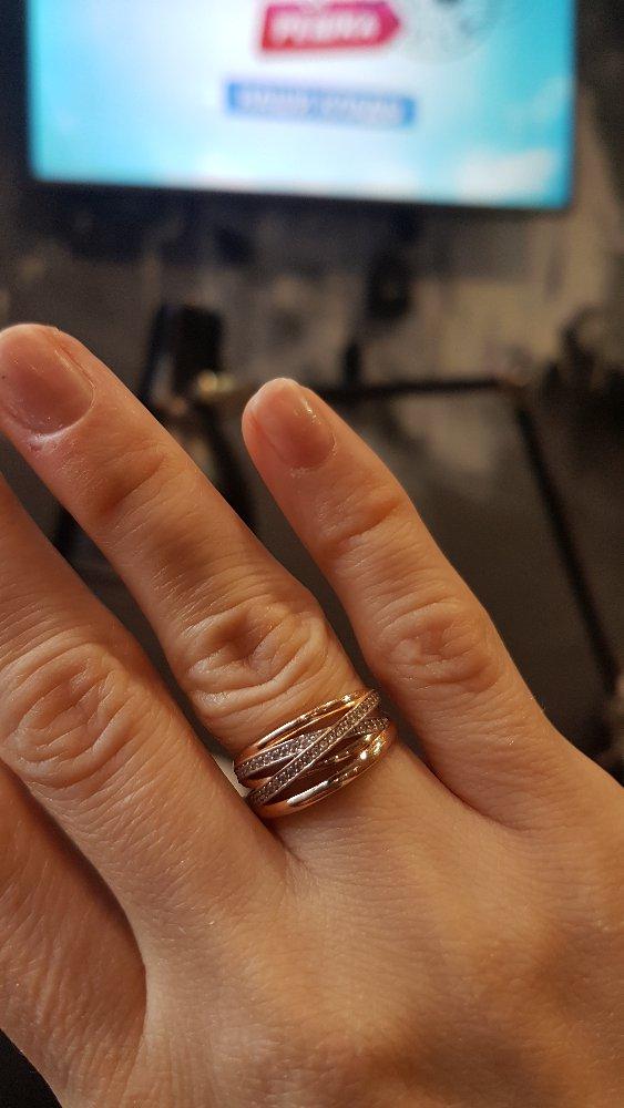 Шикарное кольцо .