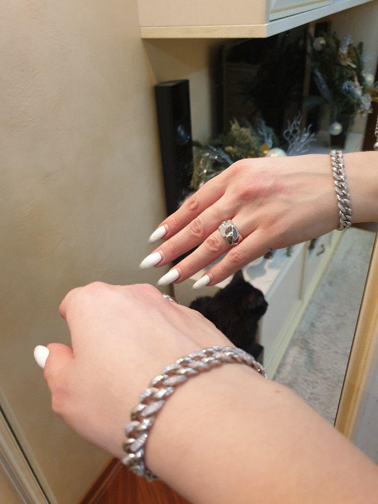 Стильный браслет, отличного качества!