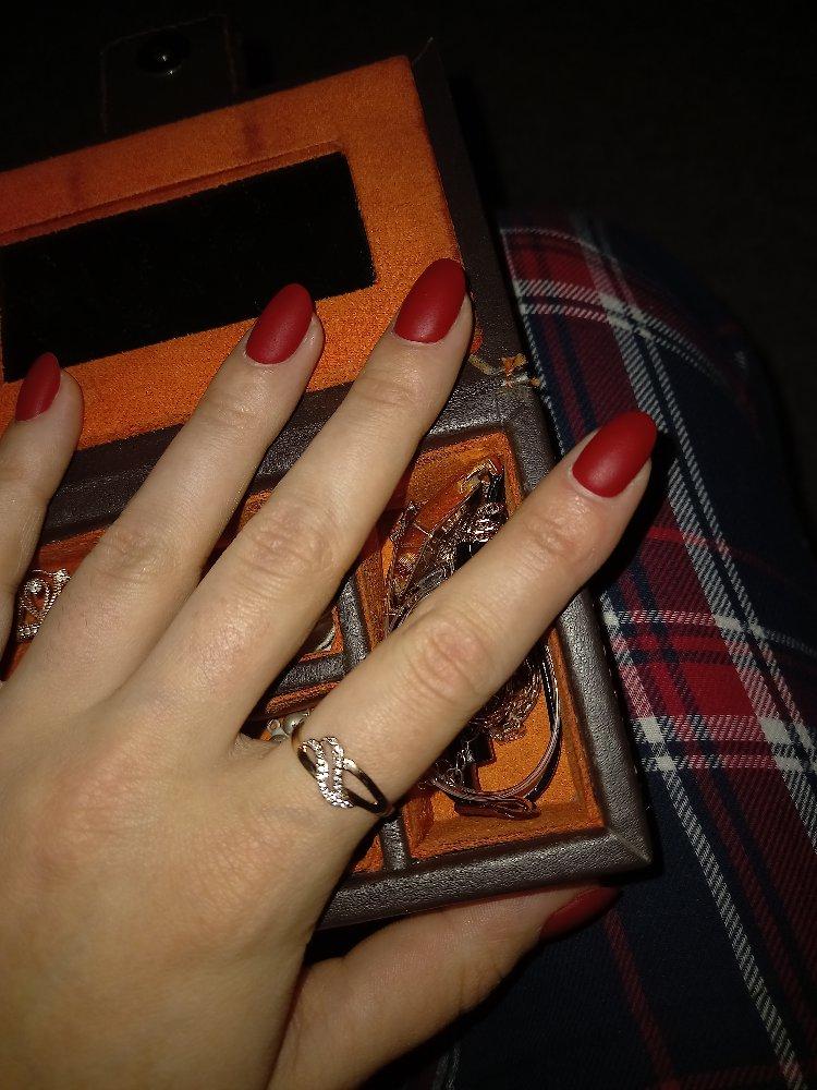 Тонкое кольцо легко гнется