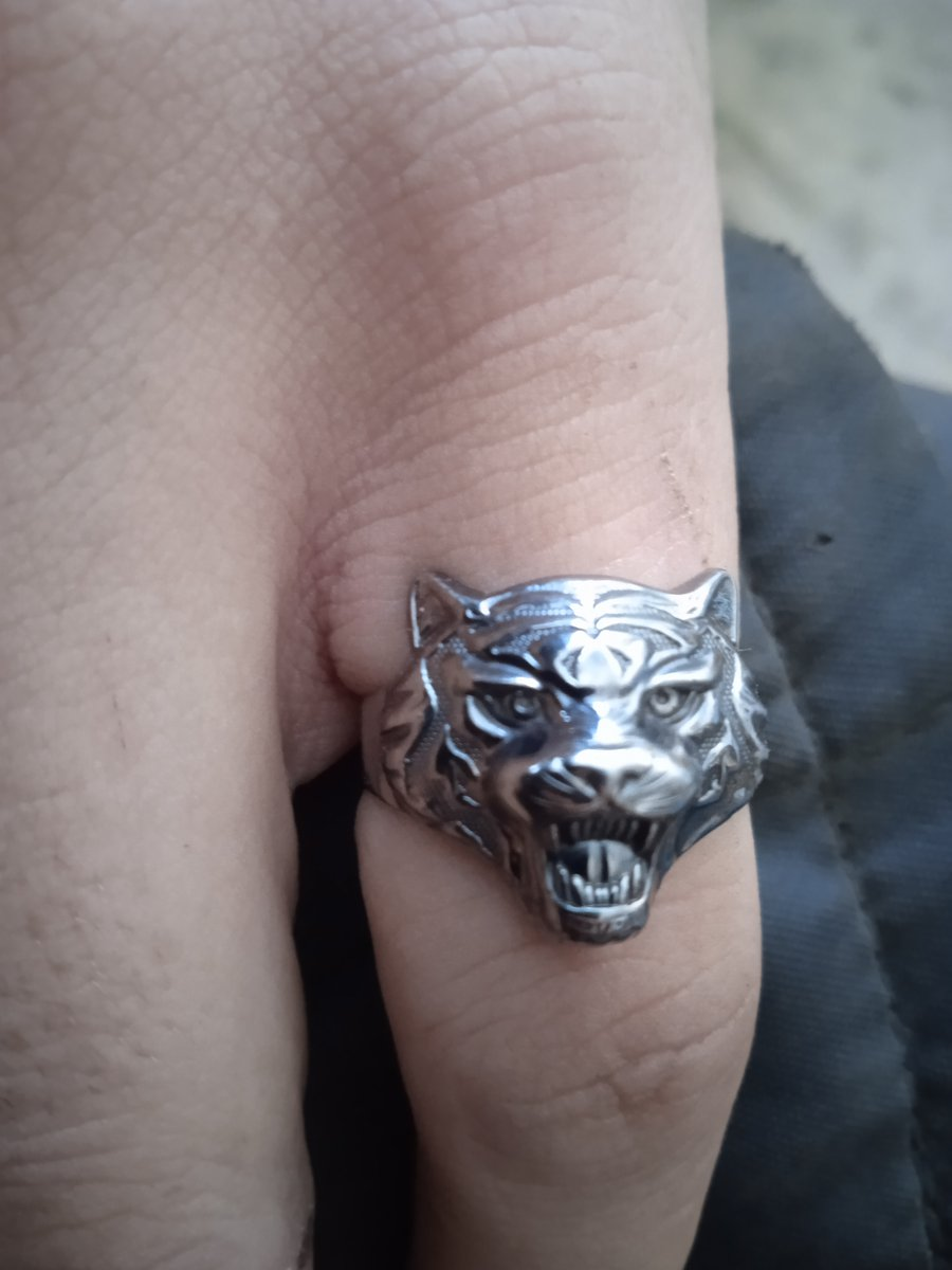 Найс кольцо