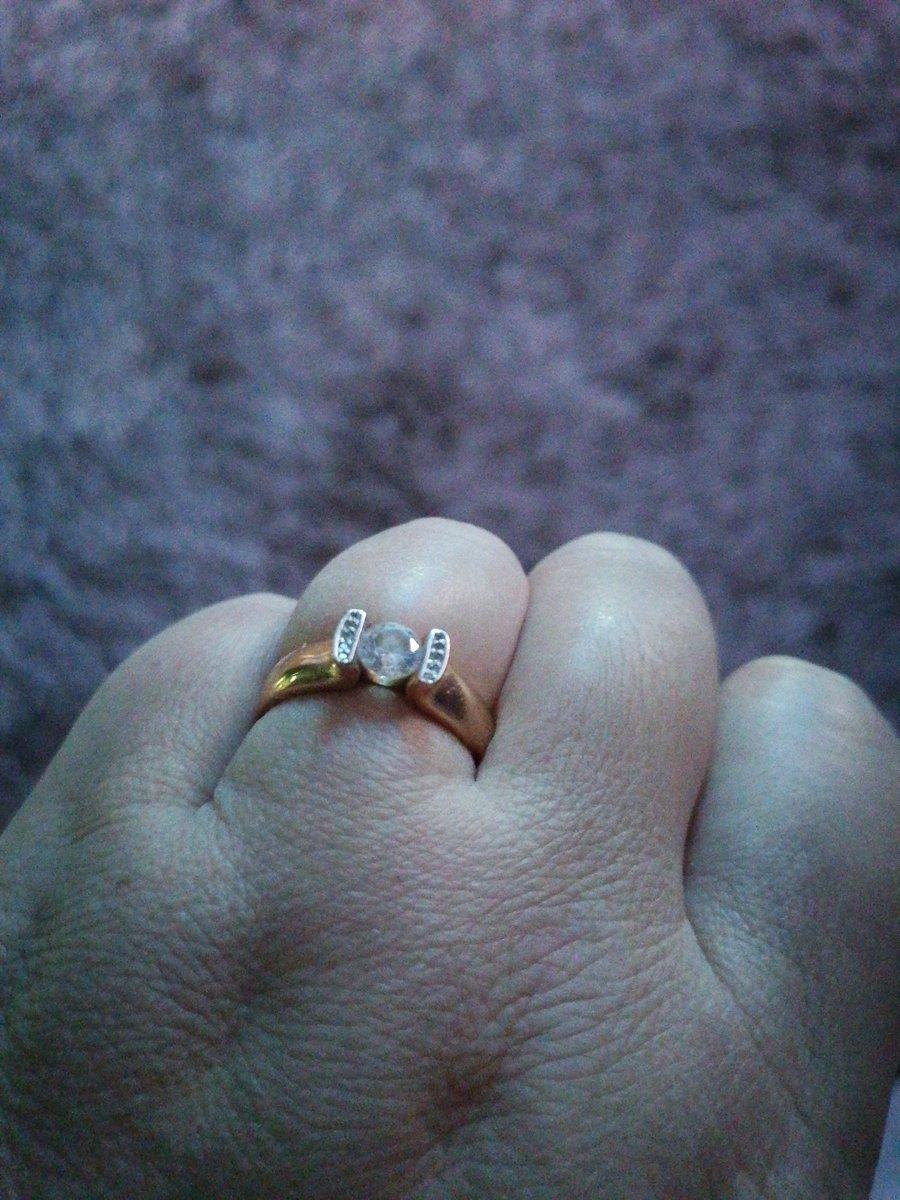 Кольцо из любимого магазина
