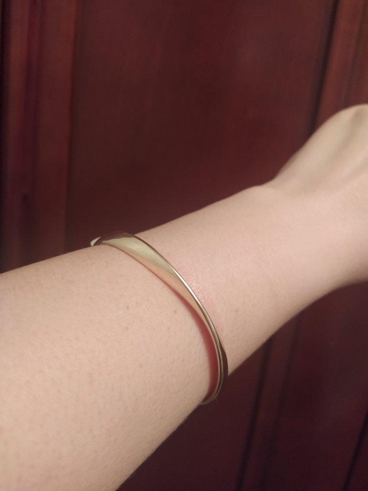 Золотой браслет (италия)