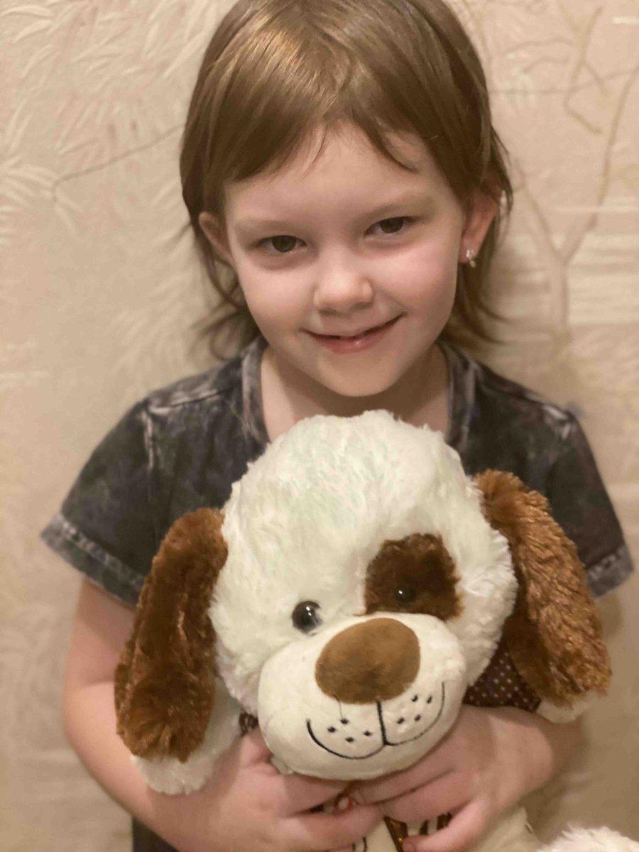 Подарок доченьке на 5 лет