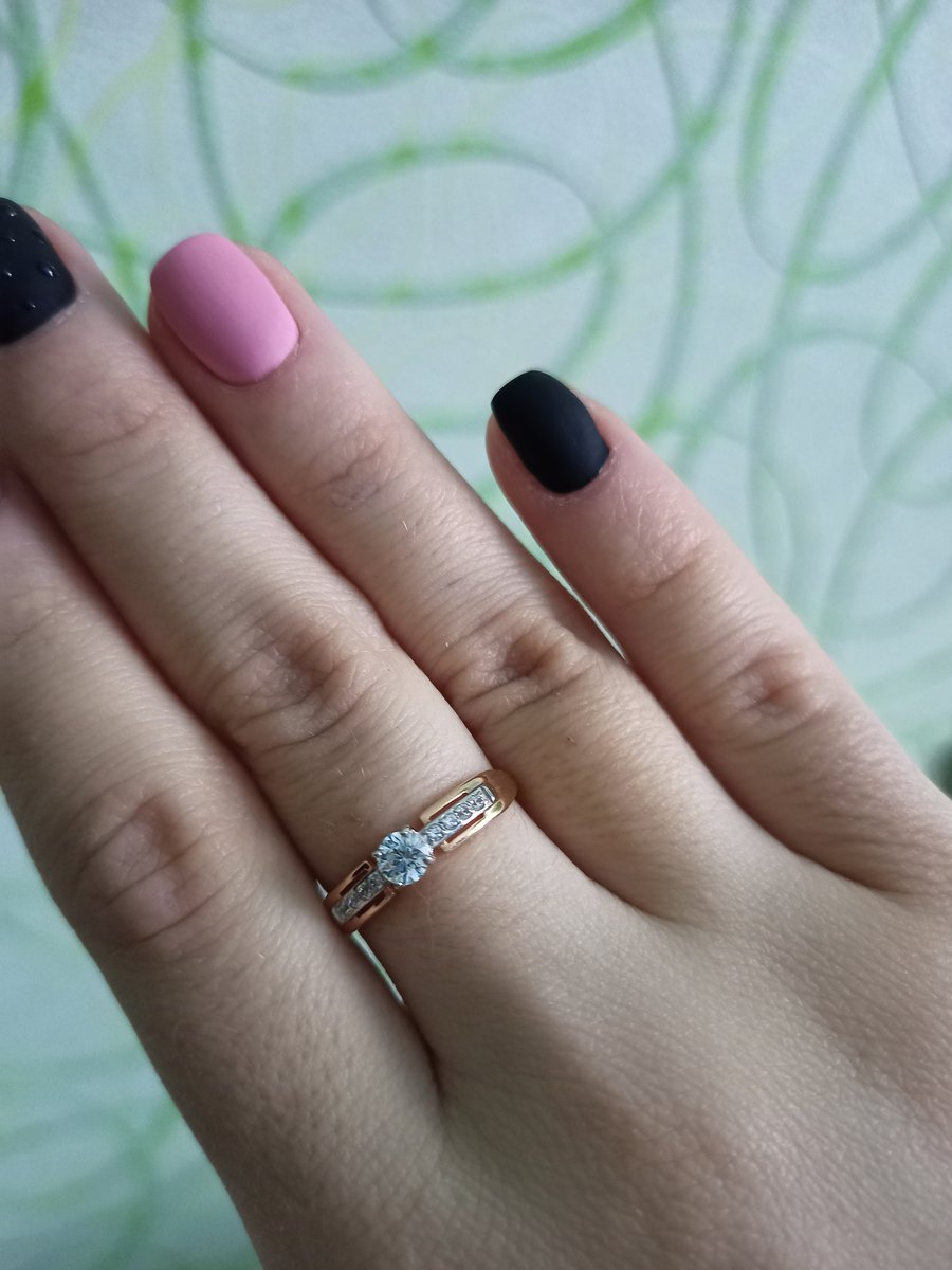 Sunlight, покупка кольца, вежливый консультант, приятное впечатление