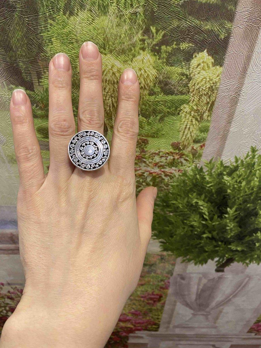 Кольцо серебряное!!