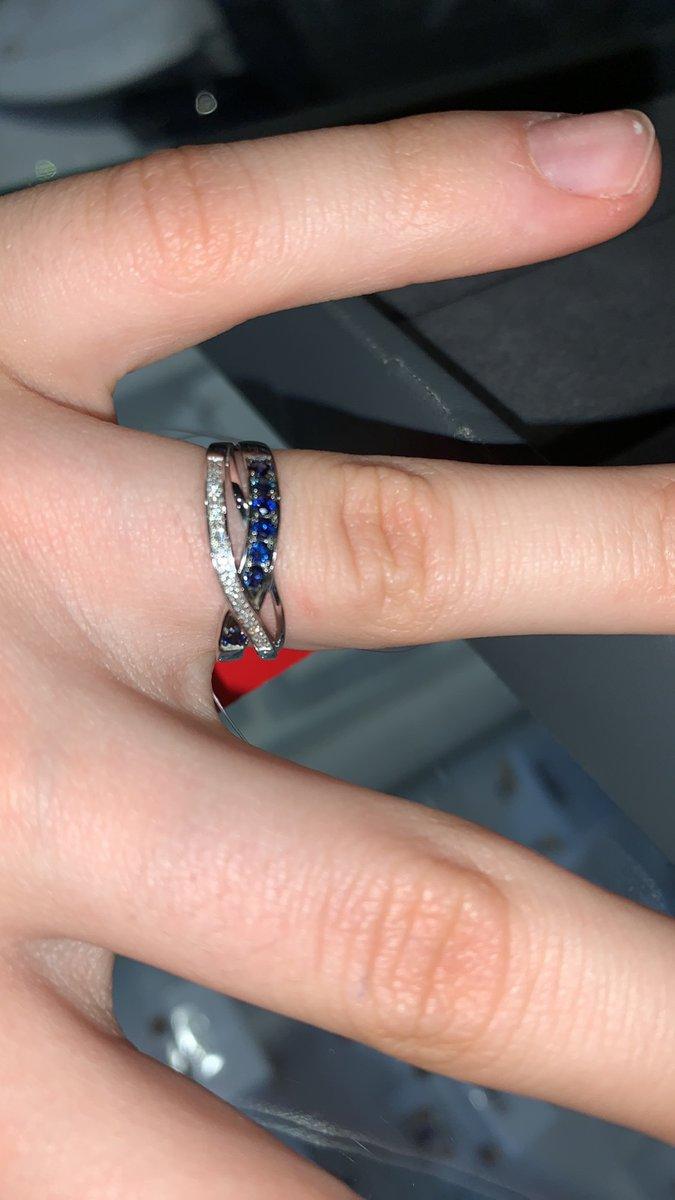 Нежное и эффектное кольцо