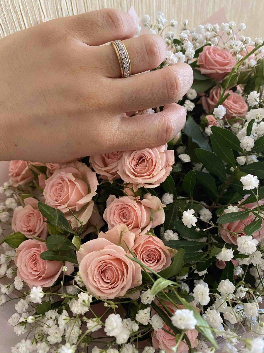 Кольцо красивы