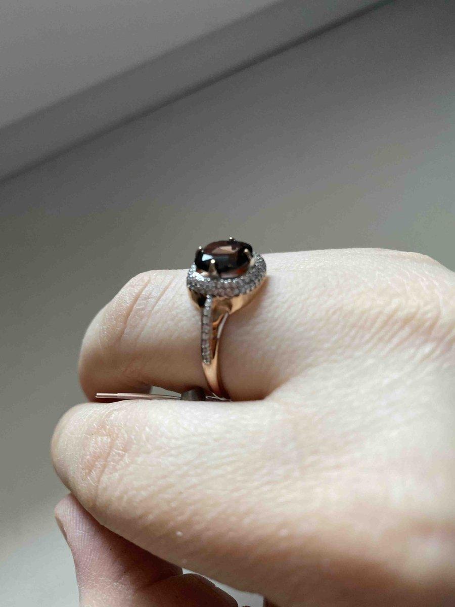 Кольцо изумительное