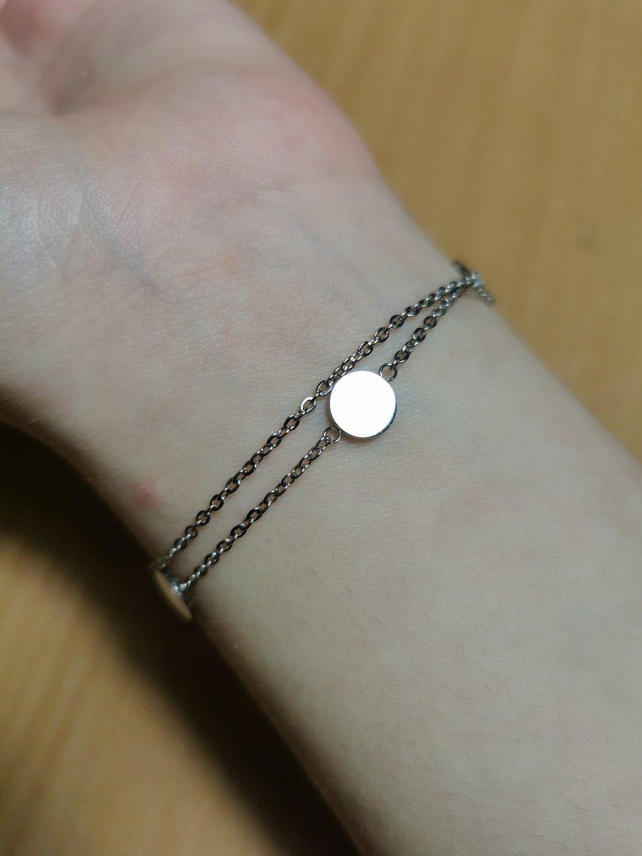 Нежный красивый браслет