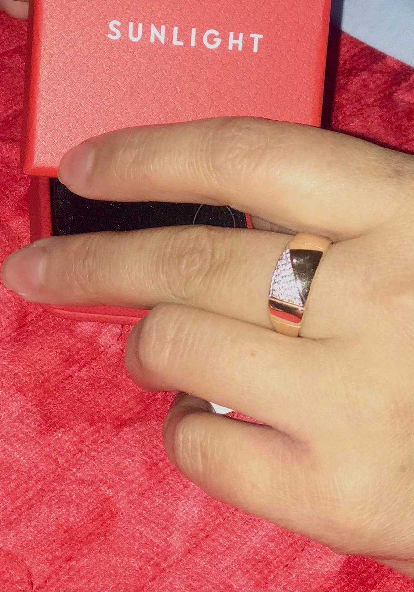 Прелестное кольцо в подарок!