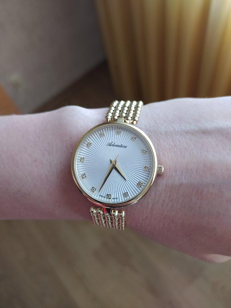 Лучшие женские часы adriatica
