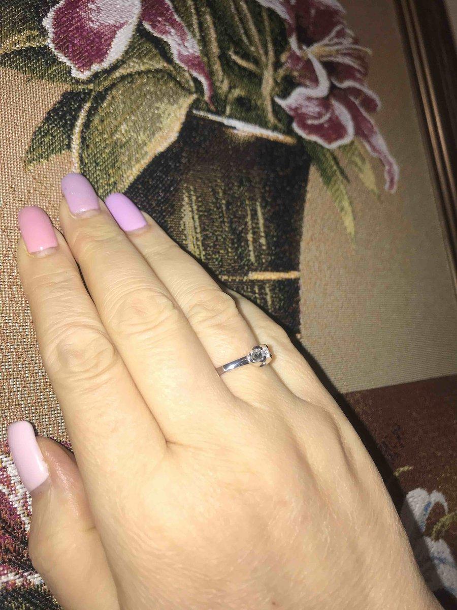 Кольцо цветочек - супер!!!