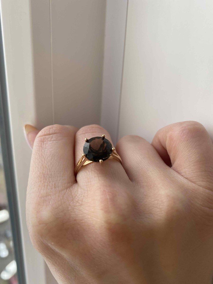Очень крксивое и самодостаточное кольцо по приятной цене