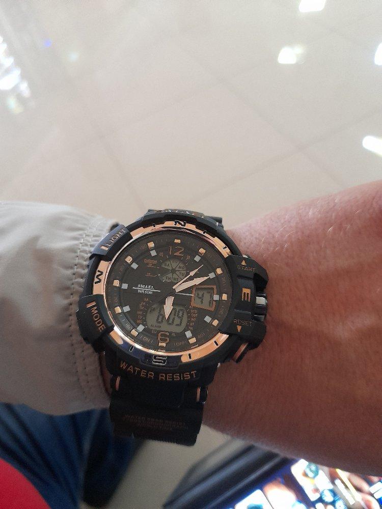 Часы мужские очень красивые)))
