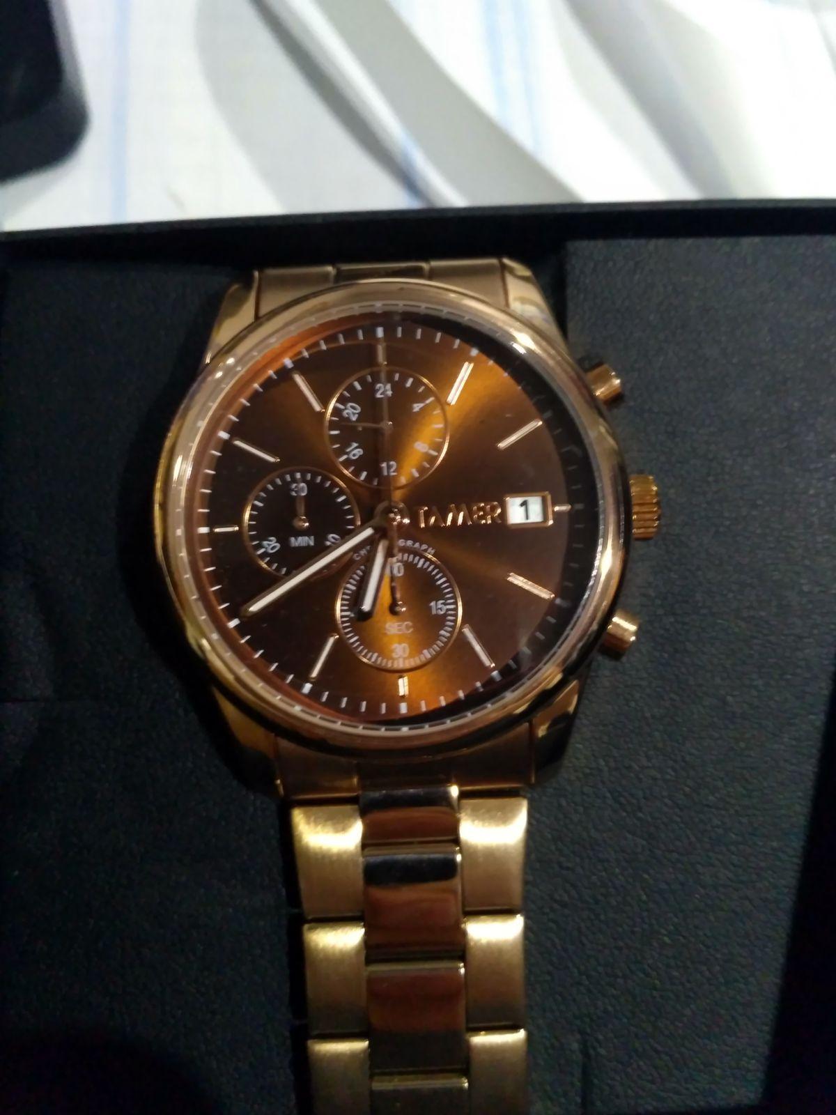 Купил часы для себя