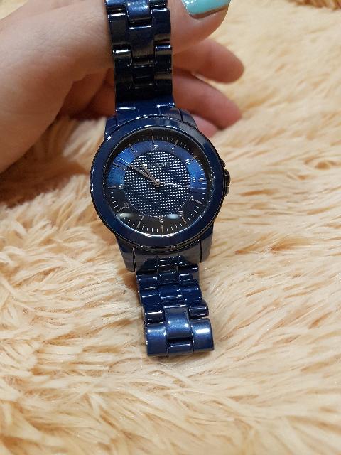 Часы из керамики