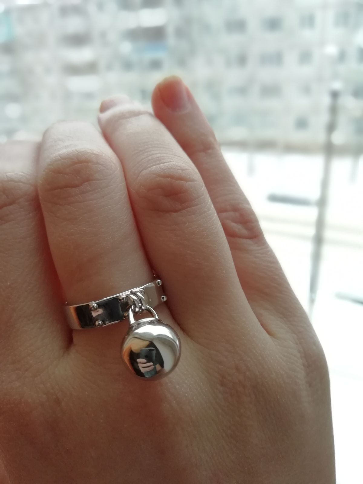 Кольцо для смелых