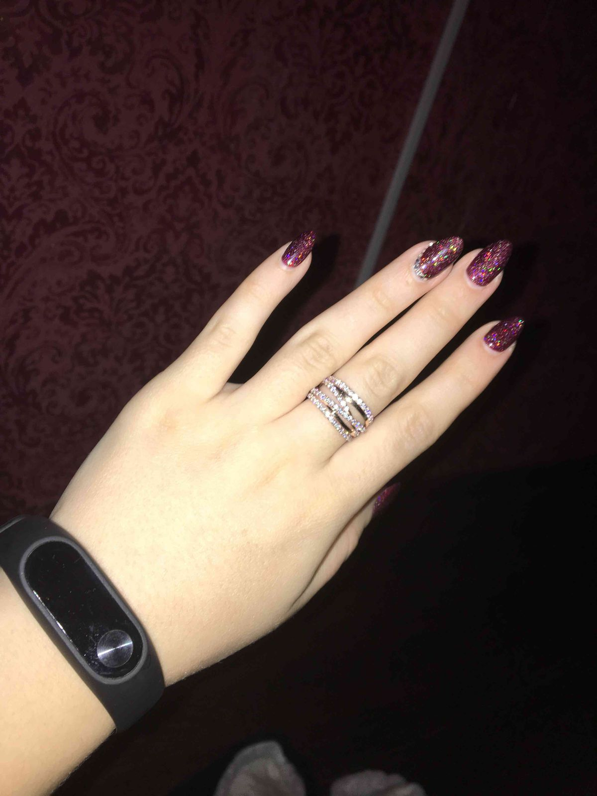 Прекрасное кольцо!!