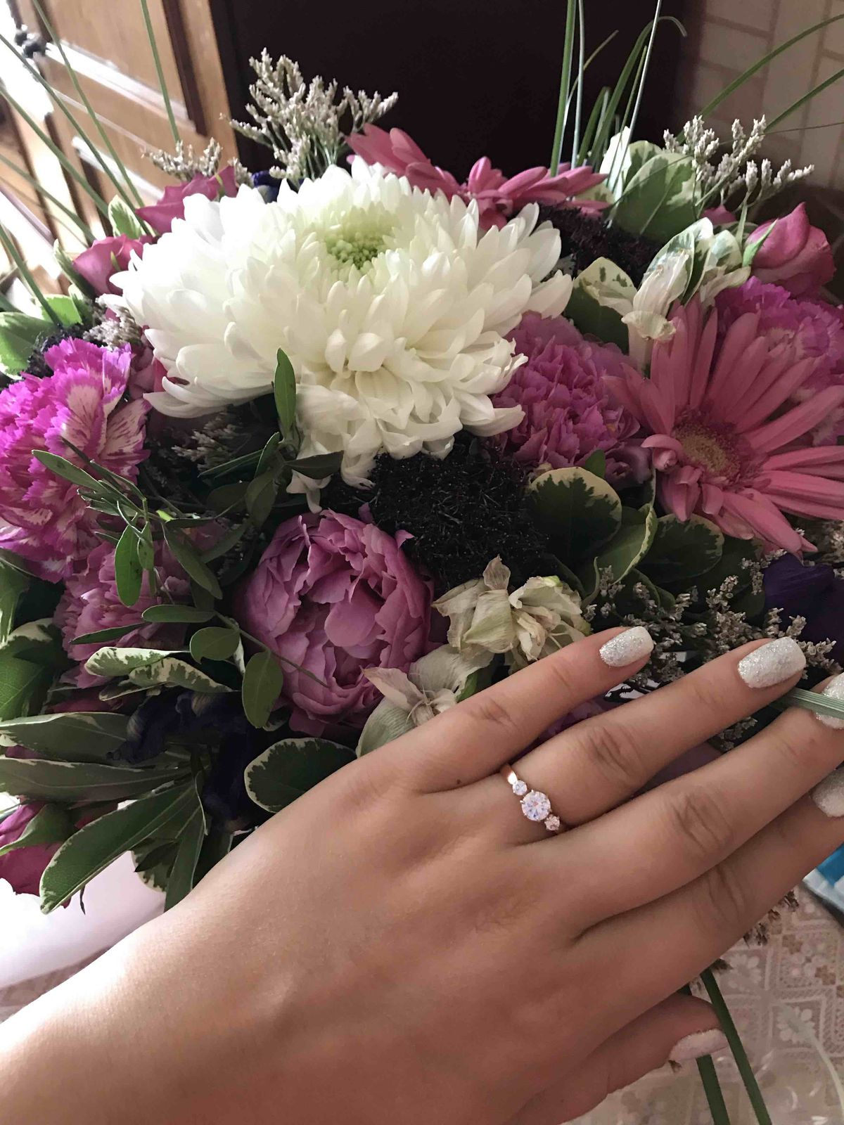 Милое кольцо!!! очень нравится