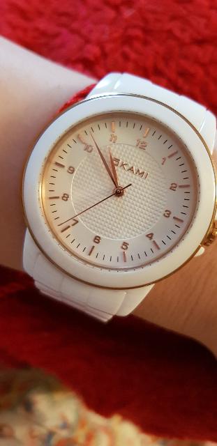 Часы японского бренда Оками.