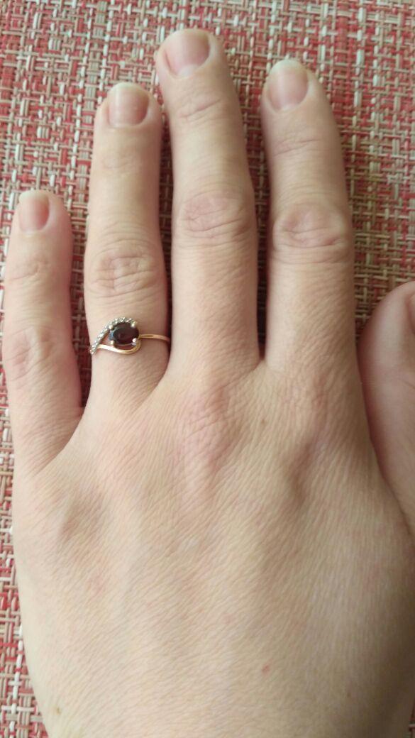 Кольцо на подарок сестре