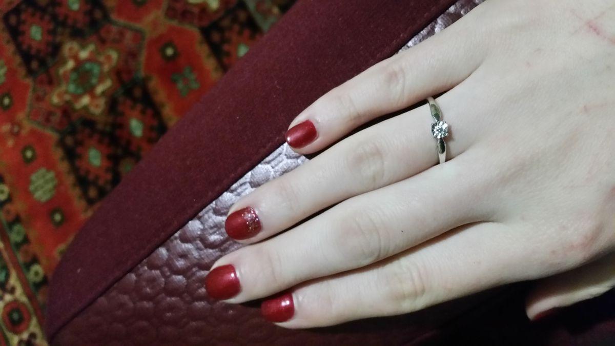 Милое и стильное кольцо.