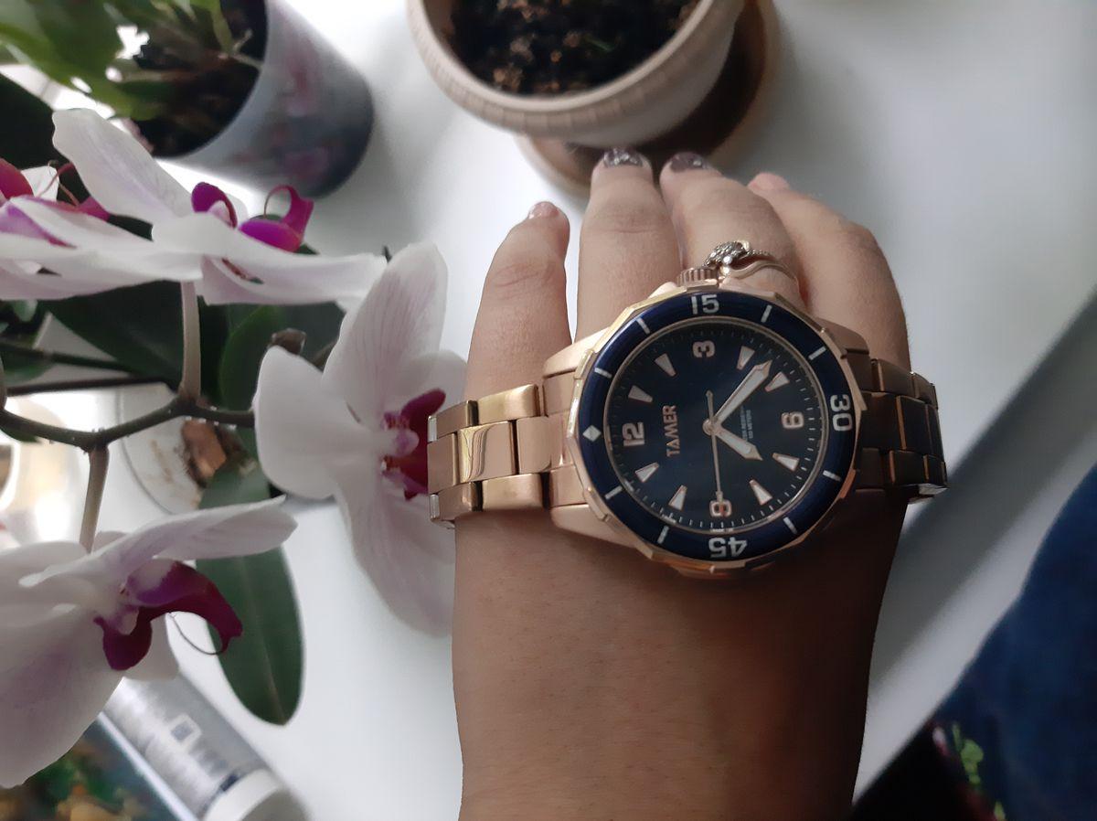 Очень красивые стильные часы