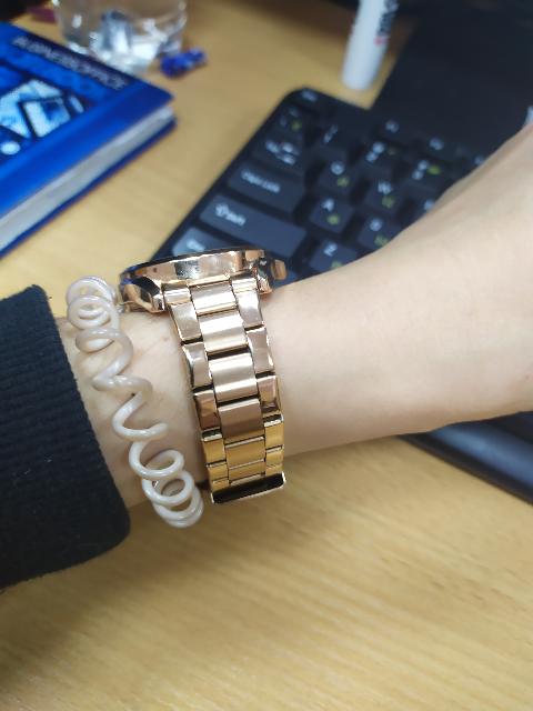 Очень классные часы! 😍 Влюбилась с первого раза, как примерила! 😋
